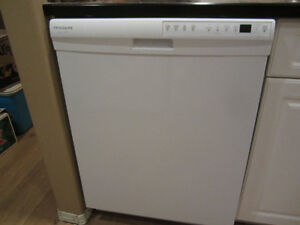 New, Frigidaire Gallery dishwashers - used only several times