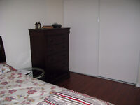One room is available in 2 bedroom Condo for a Muslim female