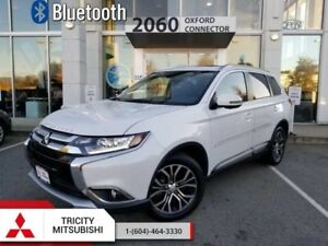 2017 Mitsubishi Outlander ES  LEATHER-SUNROOF-7 SEATER