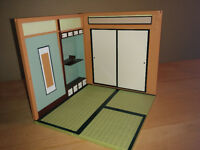 Nendoroid Playset #02 Japanese Life Set B Living Room/Guestroom