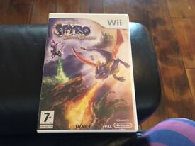 The Legend of SPYRO dawn of the dragon for Nintendo Wii