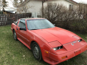 1986 300zx Turbo 2 seater