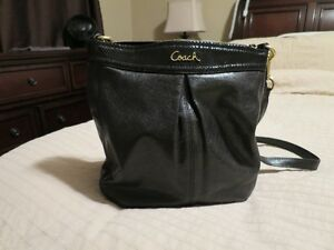 Brand New Black Coach Purse for Sale West Island Greater Montréal image 2