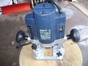 Master Craft Router
