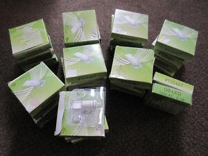 4-Packs of G9 LED 2.1W 120V AC #105487 Light Bulbs - see Pix