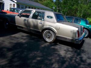 1980 Lincoln Mark 6
