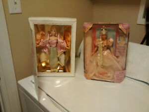 Barbie (1996 & 1997) Collectible Dolls - New in Package