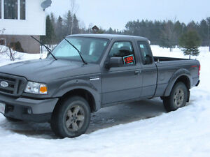 2006 Ford Ranger Hatchback