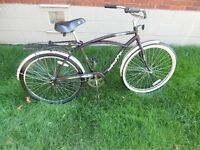 Classic Cruiser Frame, Adult Bike, Model K6249K