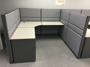 Refurbished Cubicles For Sale Teknion Brand Name Any Size/Color