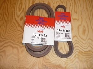 Brand New Lawn Tractor V-Belts