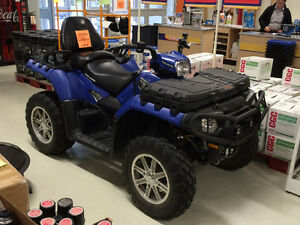 2011 Polaris Sportsman 850 Touring