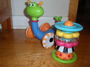 Stacking Toy / Jouet pour empiler
