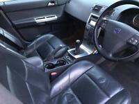 2005 55 reg Volvo V50 2.0D SE Sport Estate + Silver + Leather