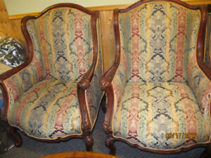 One armchair (	chippendale mahogany) for SALE !!!