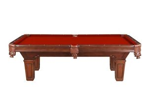 ***** Table Billard de luxe , Liquidation tables de Pool *****