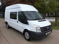 Ford Transit Lwb T350 Van, Welfare Unit, 6 seater, NO VAT.