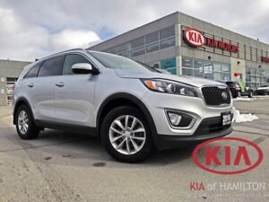 2016 Kia Sorento LX-T | Heated Seats | Rear-View Camera
