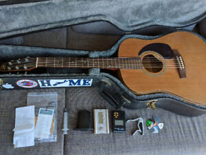 Seagull S Series S6 Acoustic Guitar