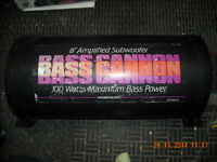 Amplified Bass Cannon 100watts