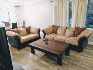 Tasteful executive suite furnished all included flexible lease