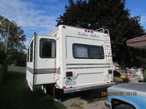 27' Golden Falcon 5th wheel, trade for boat Kawartha Lakes Peterborough Area image 3