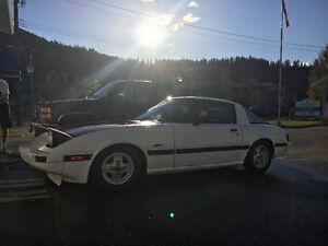 1983 Mazda RX-7 Gs Coupe (2 door)