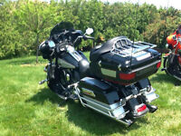 HARLEY DAVIDSON ELECTRA GLIDE ULTRA - REDUCED TO SELL