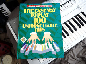Reader's Digest The Easy Way to Play: 100 Unforgettable Hits
