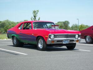 "1972 Pro Street Nova ""Elta Special"""