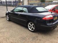 Saab 9-3 1.8t 2004MY Vector convertible 2.0