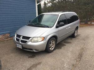 2001 Dodge Caravan Wheelchair van