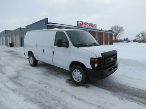 2011 Ford Econoline E250 84KM $107 Payment