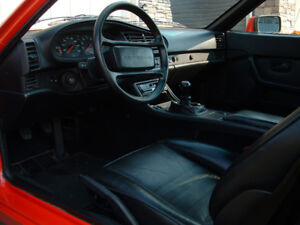 A Classic 944 that's nimble and very responsive to driver input