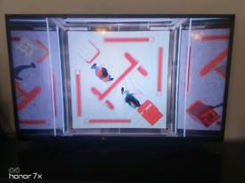 Smart tv led 50' wifi