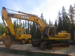 1999 Excavatrice John Deere 330 LC