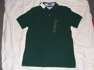 Tommy Hilfiger Custom Fit Shirt - NEW  WITH  TAGS - $35.00
