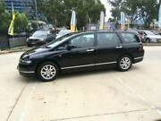 2005 Honda odyssey 7 seater Luxury 4 cylinder logbooks best car Mount Druitt Blacktown Area Preview