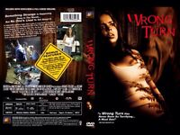 Wrong Turn 1 & 2 & 3...  $10 For All Together...