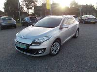 2012 Renault Megane 1.6 16v ( 110bhp ) Dynamique Tom Tom