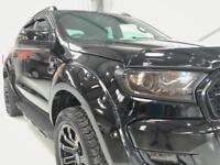 2018 NEW RAPTOR WIDE BODY FORD RANGER WILDTRAK BLACK AUTO AUTOMATIC 3.2 200BHP