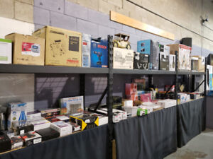 TURN YOUR UNWANTED ITEMS INTO CASH LIQUIDATION AUCTION SALE