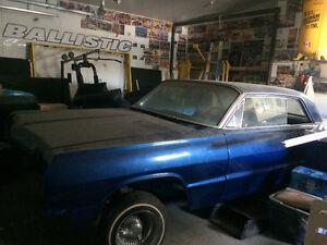 1964 Chevy Impala - needs work