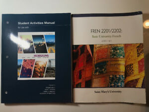 SMU Basic University French Book Package