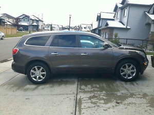 2008 Buick Enclave CXL AWD fully loaded only 144km