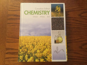 Canadian Edition Chemistry Kitchener / Waterloo Kitchener Area image 1