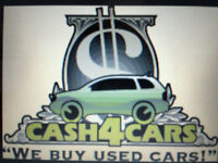 "$$$$LOOKING FOR UNWANTED VEHICLES$$$$     """"""CASH IN HAND"""""""