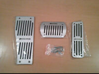 MERCEDES AMG SPORT PEDALS for CLK and Other Models