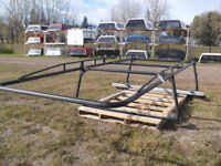 Used Long Box Cargo Master Canopy Rack Red Deer Alberta Preview