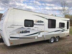 2008 Fleetwood Wilderness 26'